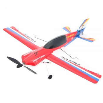 rp-312939 40cm 2.4G 4 Channel Remote Control Beginner RC Airplane Red