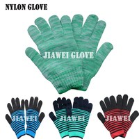 Nylon Gloves Pretty Nylon Gloves Lady Nylon Gloves/Guantes 086