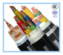 Custom the producs XLPE insulated high voltage vfd cable