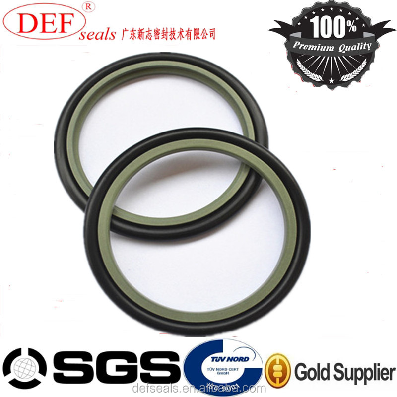 DEF factory GRS hydraulic oil seal made in chia bearing oil seal