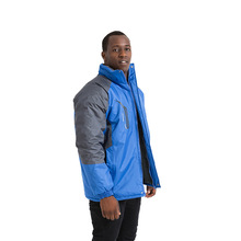 Men Workwear Winter Warm Working Clothes Jacket Hooded Windproof Clothes Factory Wear Resistant Outdoor Working Jacket <strong>Safety</strong>
