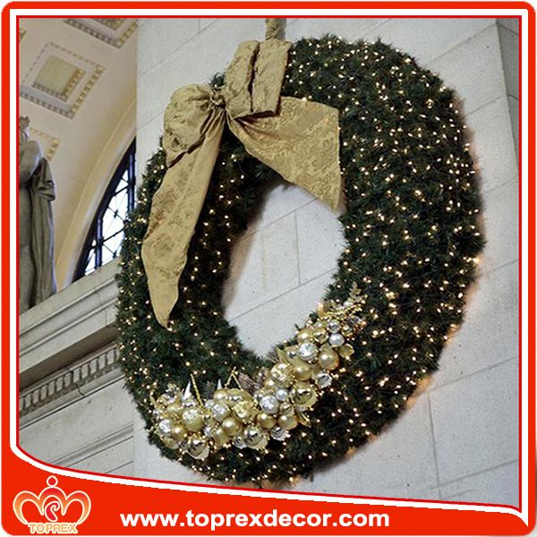 Alibaba supplier willow wreath decoration