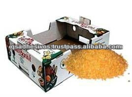 Packaging Carton Box Closing Hot Melt Adhesives