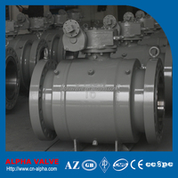 OEM Alpha Brand Fully Welded Ball Valve