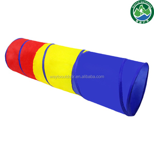 kids play with tent for children pop up house folding tunnel for sale wholesale