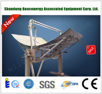The 2016 newest parabolic trough solar collector from Beaconergy