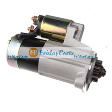 Engine spare parts 12V starter motor MM31760002 fits engine L3E in stock