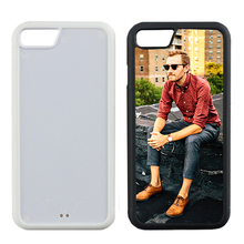 Newest sublimation phone case for iPhone7/8, DIY Phone Cover
