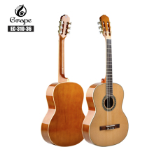 "36"" Factory price traveler nylon strings electric classical guitar for kid"