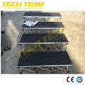 STX-Stage folding aluminum portable stage ,portable outdoor stage