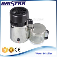 4L stainless steel portable electric water distiller with CE