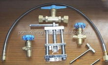 Gas Delivery & Supply Parts (Gas Hose, Valves and etc.)