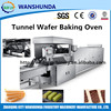 Complete Automatic Wafer Biscuit Making Process Machine