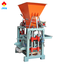 QMJ4-35C Automatic clay brick making machine price
