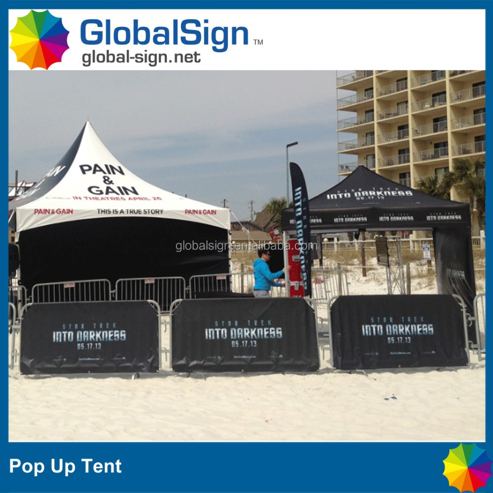 EZ pop up canopy displays outdoor display tents