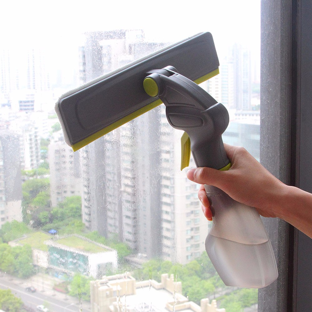 Mr.SIGA Durable Use Spray Squeegee For Window Clean