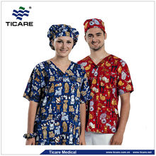 Fashion Unisex Scrubs Uniforms