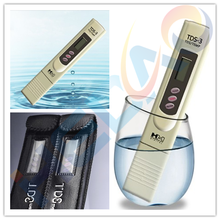 LCD Digital TDS TEMP PPM TDS Meter Tester Water Quality Purity Tester Filter Pen