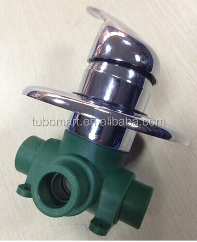 Ppr fittings factory din high quality gate valve