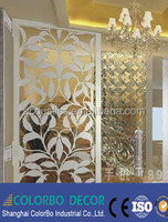Wall decorative panels/waterproof MDF materials
