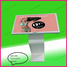 47 Inch full hd 1920x1080p Touch mall kiosk design kiosk for malls used mall kiosks