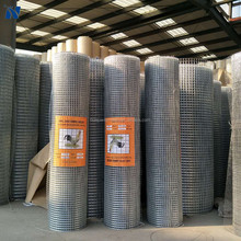 2017 Hot Sale! 304 316 3/4 Inch Stainless Steel Welded Wire Mesh / Best Price Welded Wire Mesh/ Cheap Galvanized Welded Mesh