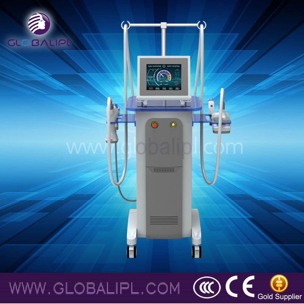 Vacuum RF Slimming Machine for sale rf ultrasonic cavitation body slimming apparatus