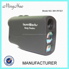 Distance Measuring Binocular with range finder