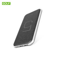 GOLF New Cheap OEM 5000mah power bank , mobile power supply, portable battery charger
