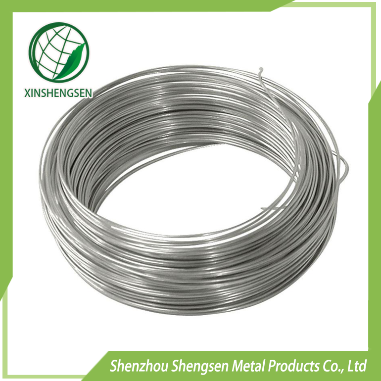 4-32# Gauge Iron Steel Gi Electro Galvanized Wire - Buy Galvanized ...