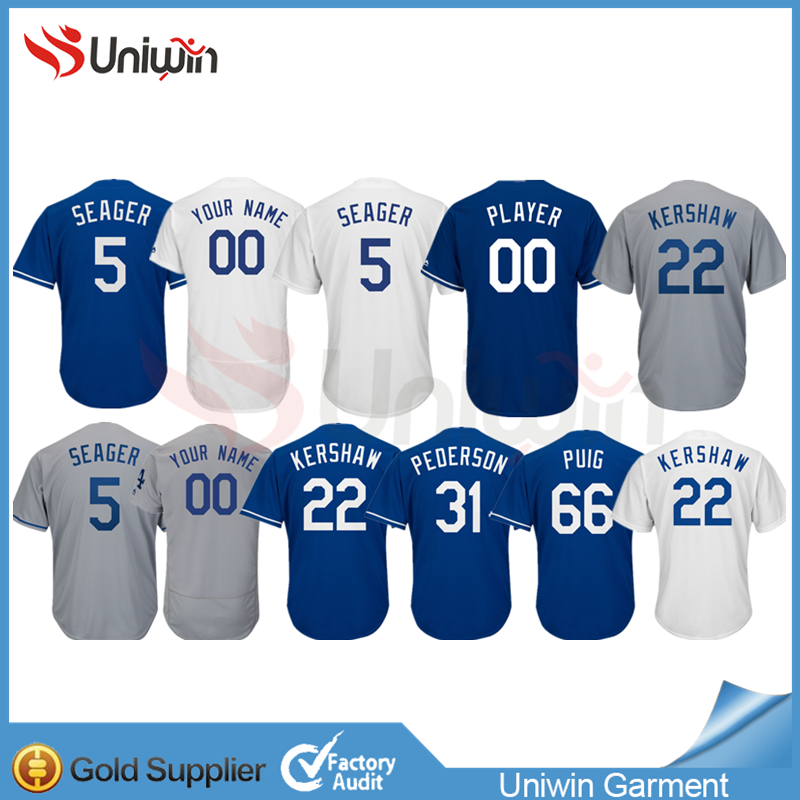 Los Angeles Dodgers baseball jersey in stock