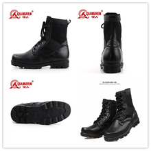 Tactical black military shoes 511 army boots