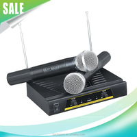 Vocal Microphone Wireless MV-288-5 VHF Wireless Mic With Good Quality Sound System