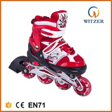 2017 new fabrication aggressive inline speed skates