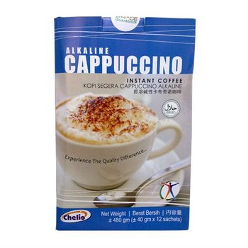 Alkaline Cappuccino Instant Coffee