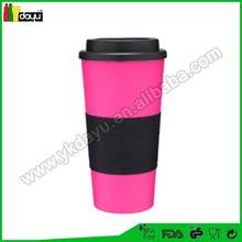 alibaba supplier hot new product for 2015 promotional item pp water bottle double wall plastic tumbler