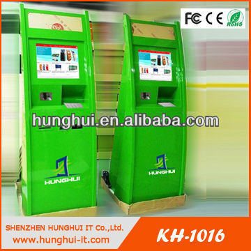 Multi Touch Mobile Phone Charging Kiosk