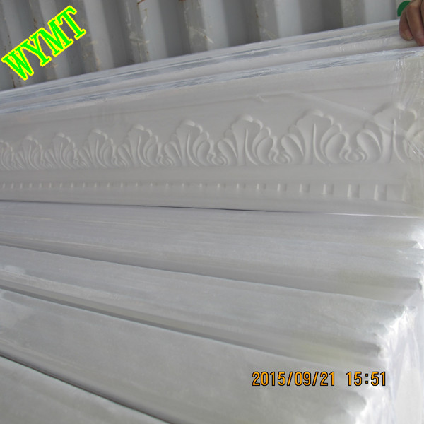 Indoor And Outdoor Decorative Pu Mouldings Cornice Wall