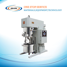 30L double planetary power vacuum mixer