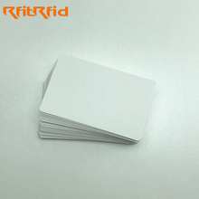 13.56mhz printable blank rewritable Ntag215 NFC card tag