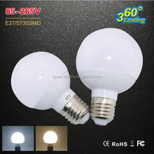 Full voltage safty 4w led bulb lights gu10