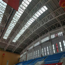 Well Designed Arched Roof Construction Steel Structure Gymnasium Design