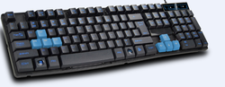 New design customized Big palam rest ergonomic computer keyboard