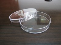 Chemical lab supplies disposable 90mm Petri dish laboratory