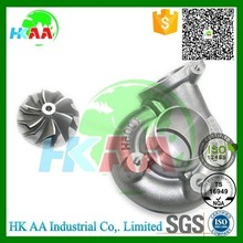 TS16949 high performance compressor wheel, aluminum turbocharger compressor wheel