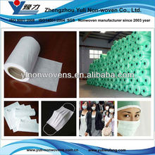 activated carbon filter cloth,non woven activated carbon air filter fabric
