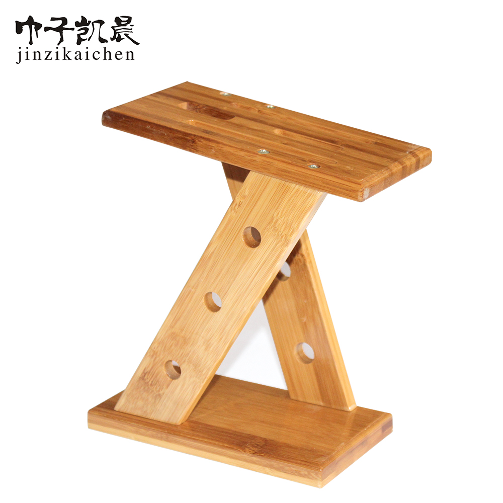 Kitchenware Supplier Bamboo Material Drawer Knife holder