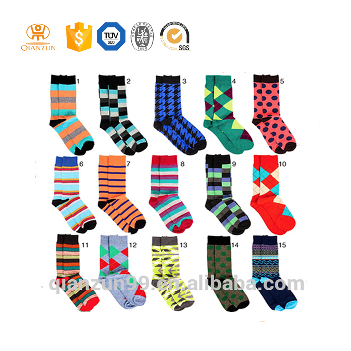 Custom Size Lot Designer Fashion New Stripe Color Socks