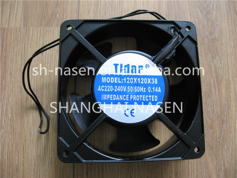 Elevator cooler fan; Tidar cooler fan 120X120X38