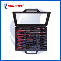 16pcs 1000V Insulated Multifunction Screwdriver Set